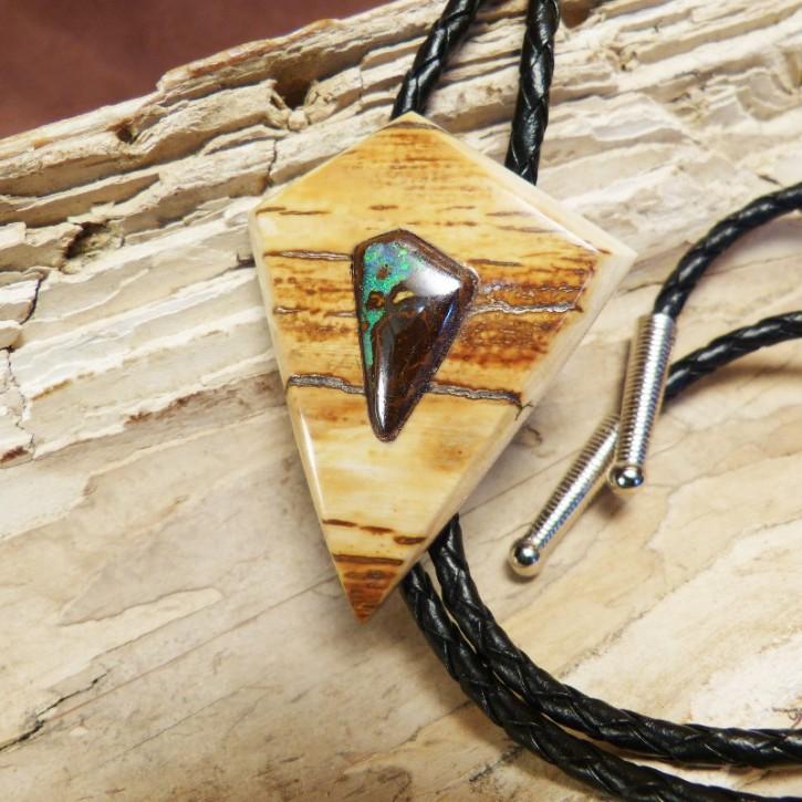 Bola mit Boulder-Opal