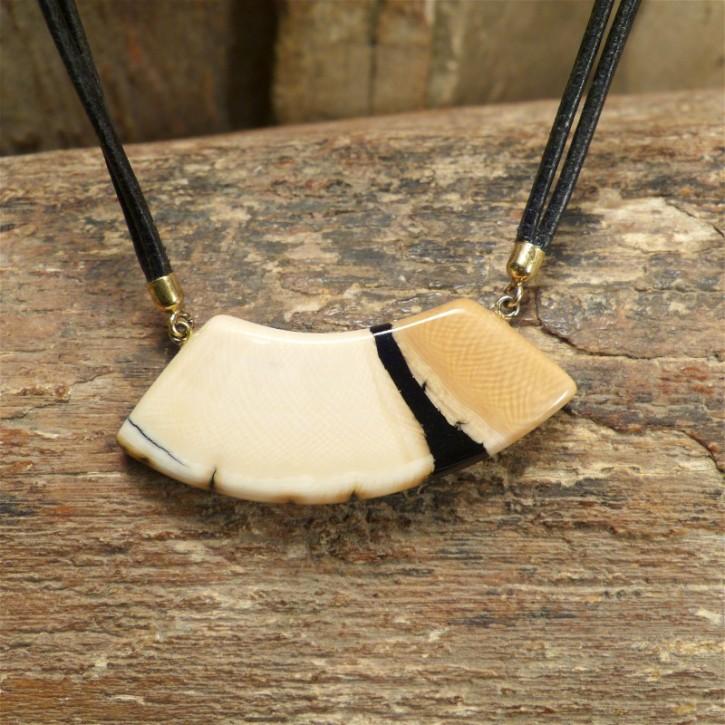 Mammut-Bogencollier toll gemasert