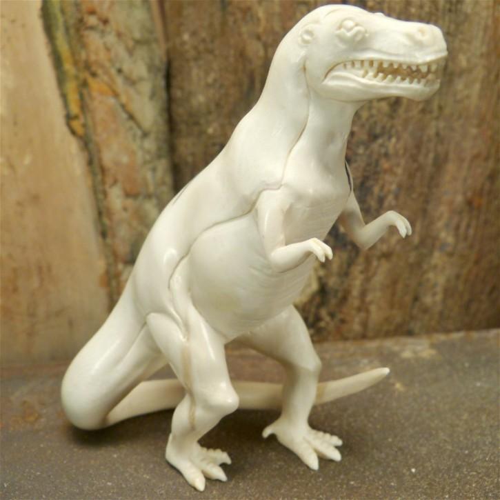 Tyrannosaurus Rex aus Mammut-Elfenbein