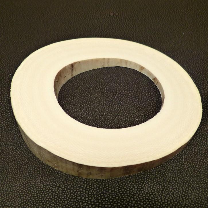 Ringabschnitt quer geschnitten, bis 20mm dick