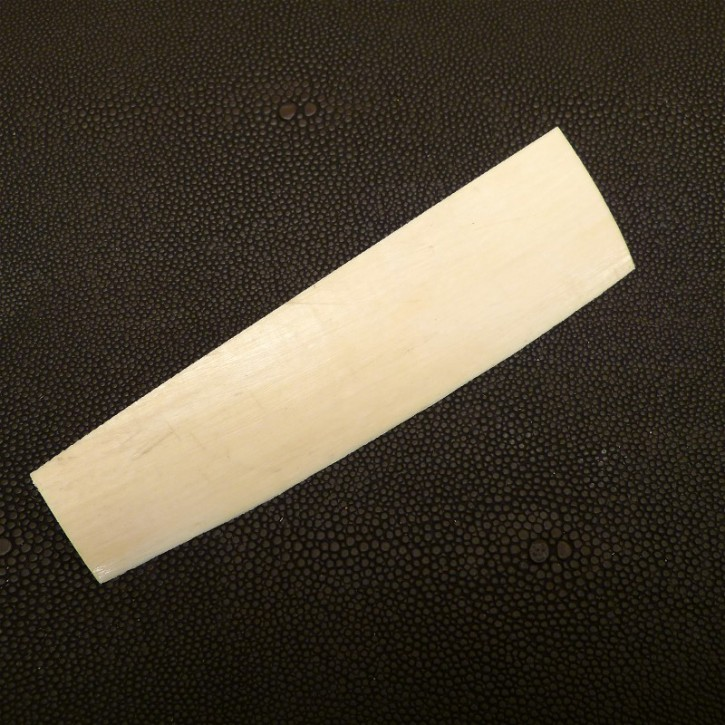Dreikant-Abschnitt ca. 117 x 29/22 mm x 13/0mm