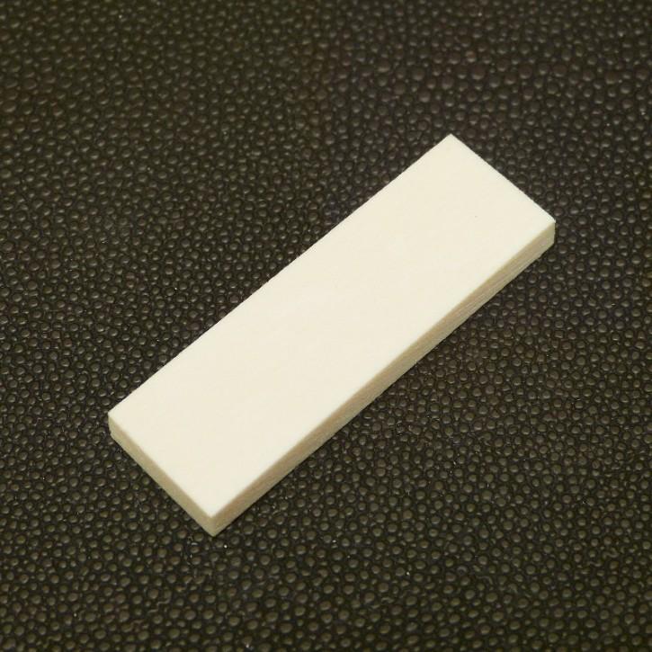 Mammut-Platte ca. 48 x 15,5 x 5,3 mm