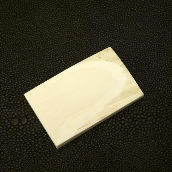 Platte ca. 51,5 x 32,5 x 4,8-5,3mm