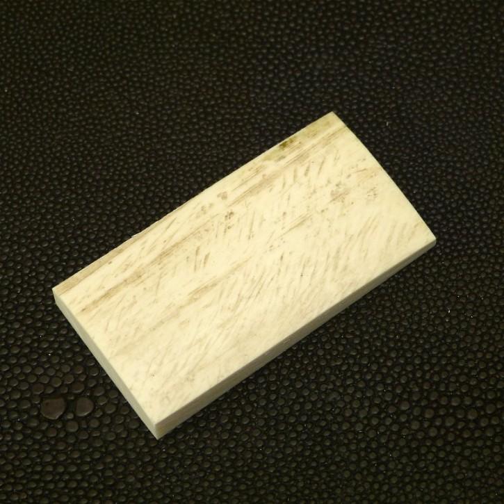 Platte mit Rinde ca. 54,3 x 28,3 x 4,8-8mm
