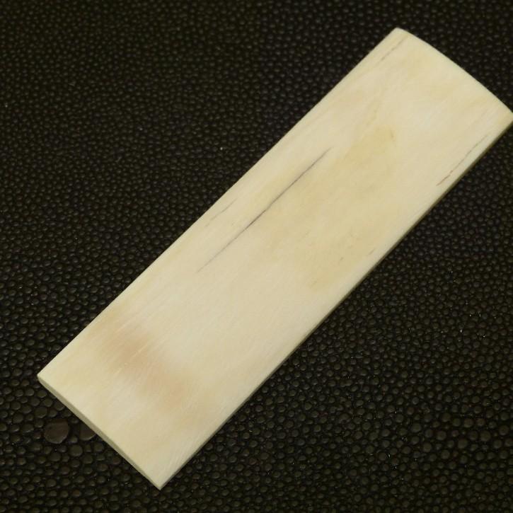 Platte ca. 82,5 x 25,5 x 4,5-5,2mm
