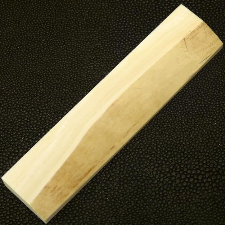 Platte mit Rinde ca. 104,5 x 23,3 x 9mm