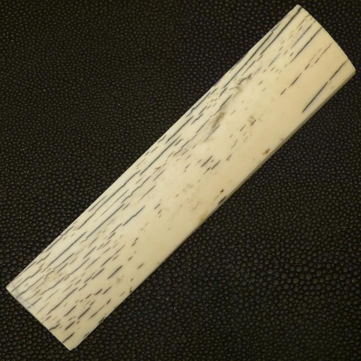 Platte mit Rinde ca.106 x 23 x 8-12,3mm