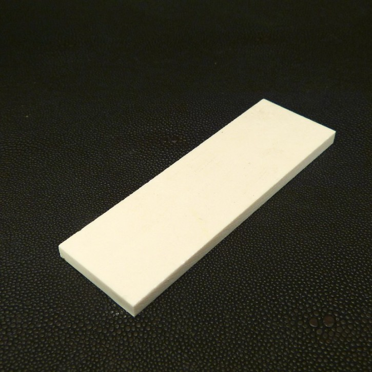 Kasein-Platte ca. 115x37x6mm