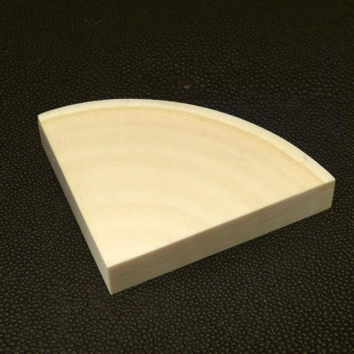 Keilscheiben-Abschnitt ca.61,5x51,5mm