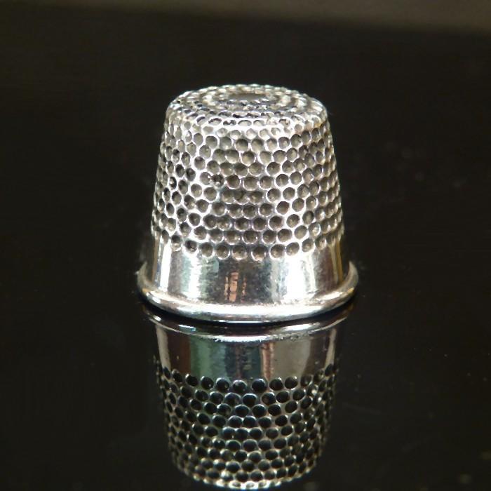 Fingerhut Silber 925/-