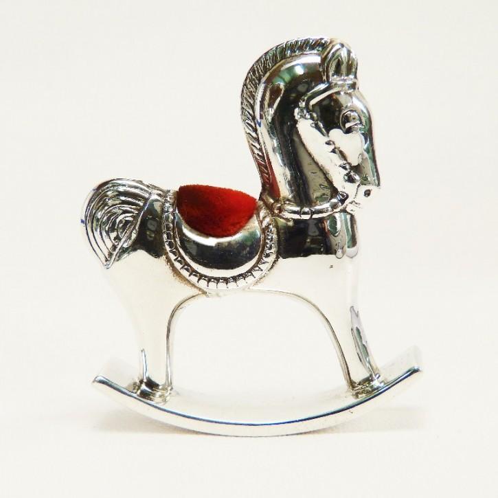 """Nadelkissen """"Pferd"""" 925/-"""