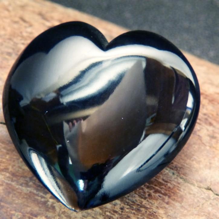 Herz aus Wasserbüffelhorn