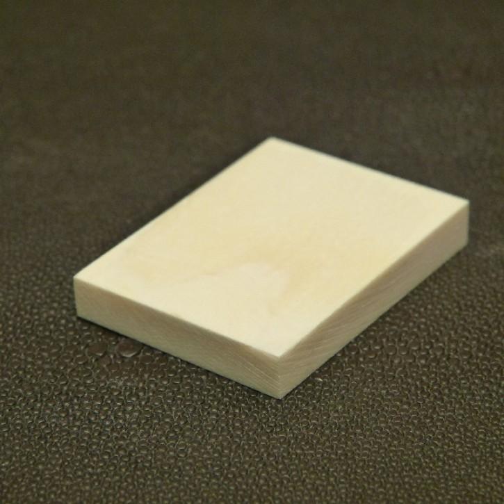 Platte ca. 48x36x7,5mm