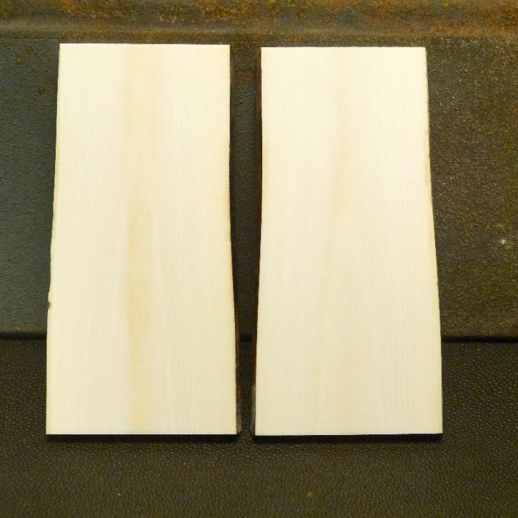 Schalenpaar ca. 110 x 54 x 7,3mm
