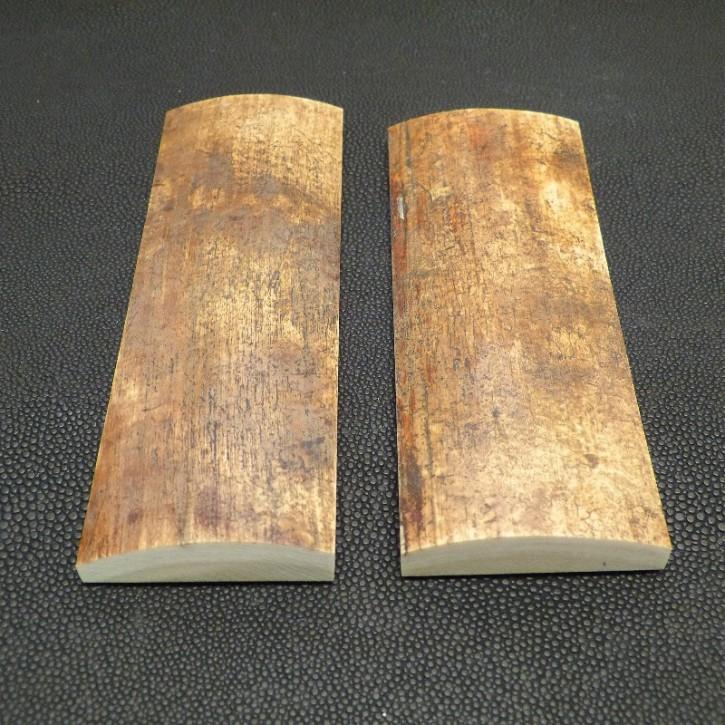 1 Paar Mammut Platten ca. 118 x 44 x 9-10mm