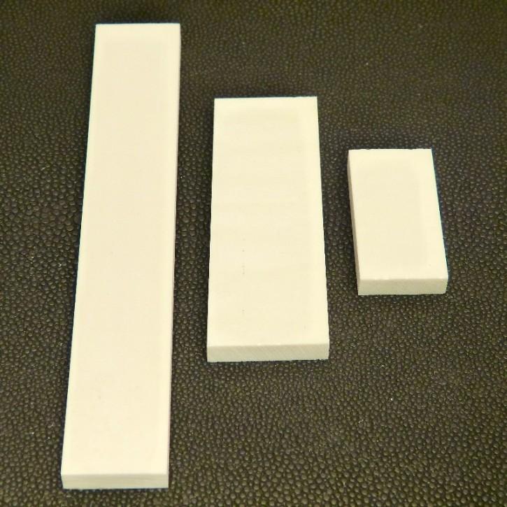 3-er Set Kaseinplatten ca. 6mm