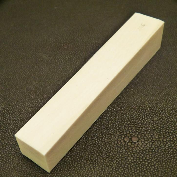 Pen Blank ca. 129x23,5x23,5 bis 18,5x20,5