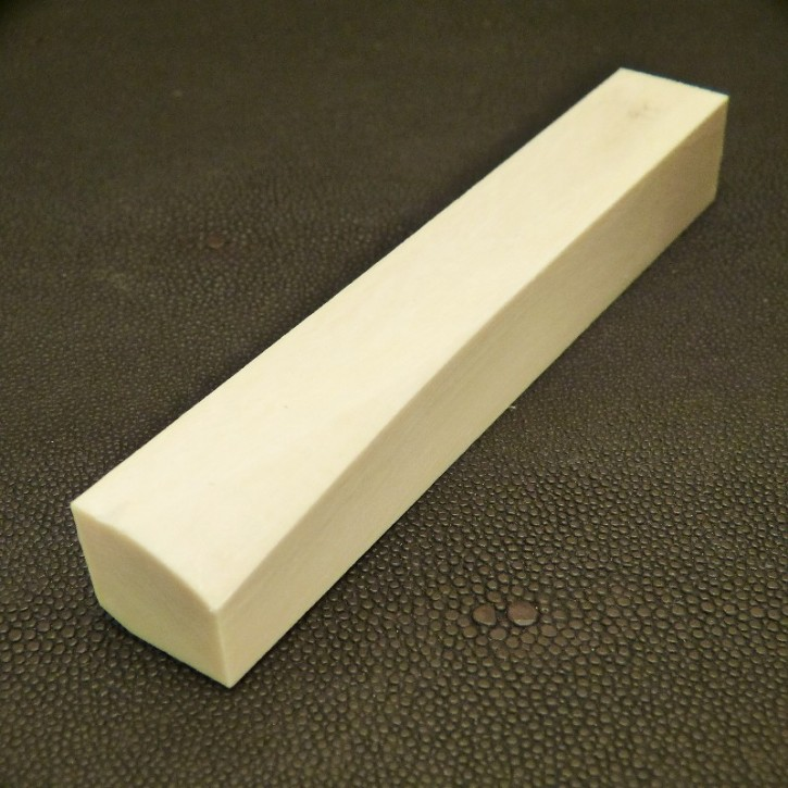 Pen Blank ca. 133x20,5x20,5 bis 19,5x21mm