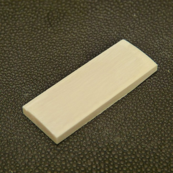 Mammut-Platte ca. 41,5x16x4,5mm