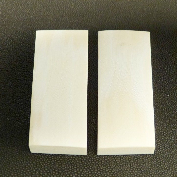 Schalenpaar ca. 93x31-35x5-8,5mm