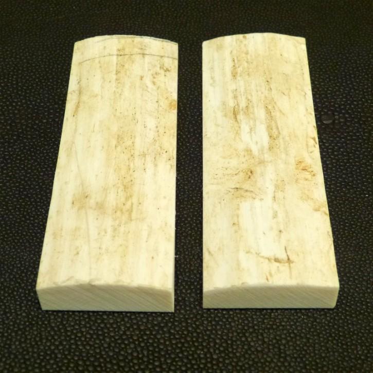 Schalenpaar ca. 94x32,5x6,5-11mm