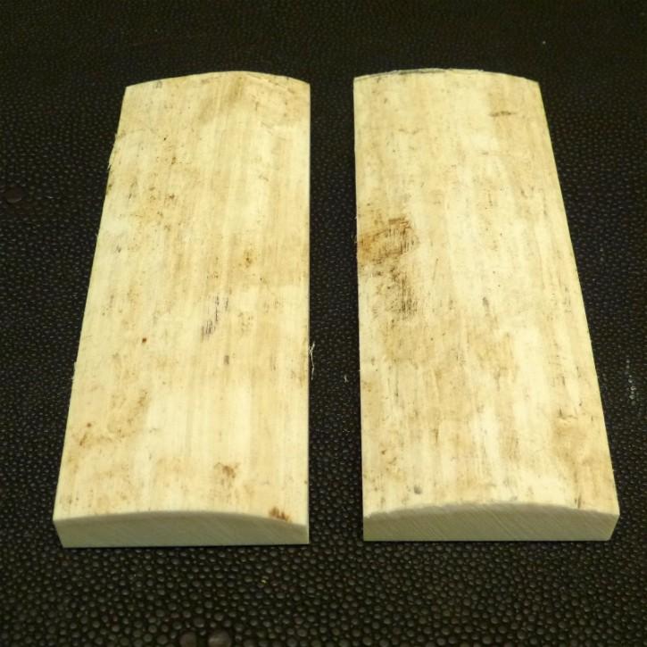 Schalenpaar ca. 104 x 39 x 8,5 bis 11,5mm