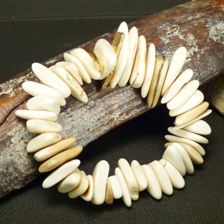 extravagantes Armband aus Mammutelfenbein