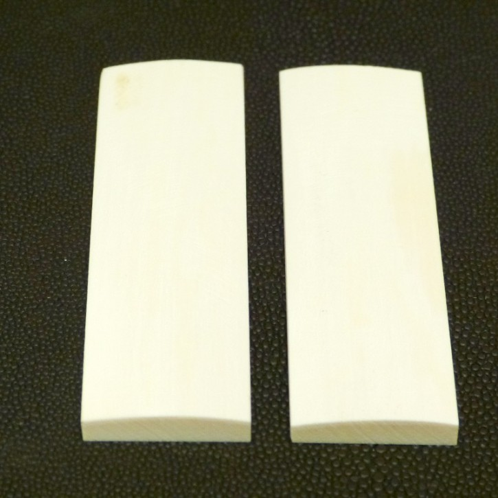 Schalenpaar ca. 89 x 26,5 x 6,2 - 3,9mm