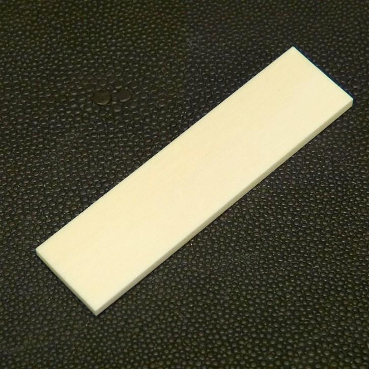 Mammut-Platte ca. 70 x 18 x 2,7 - 3mm
