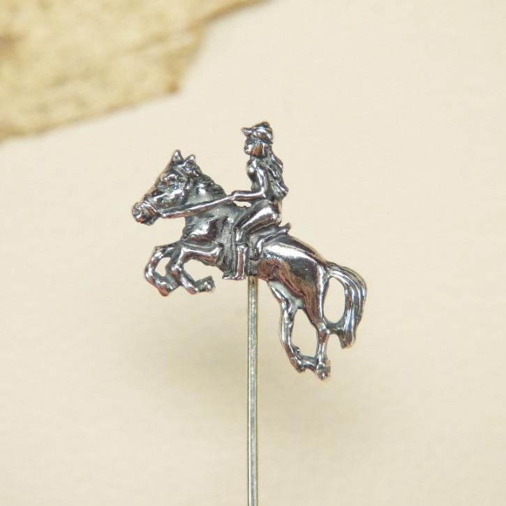 """Nadel """"Pferd"""" 925/-"""