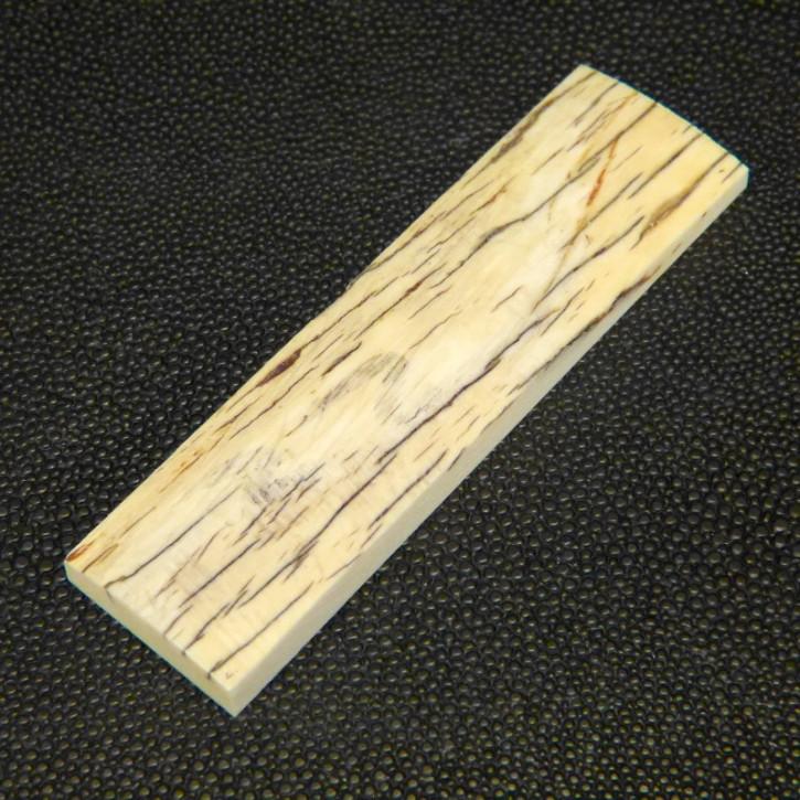 Zuschnitt mit Rindenstruktur ca. 82 x 23,5 x 7,5 bis 4,4 mm