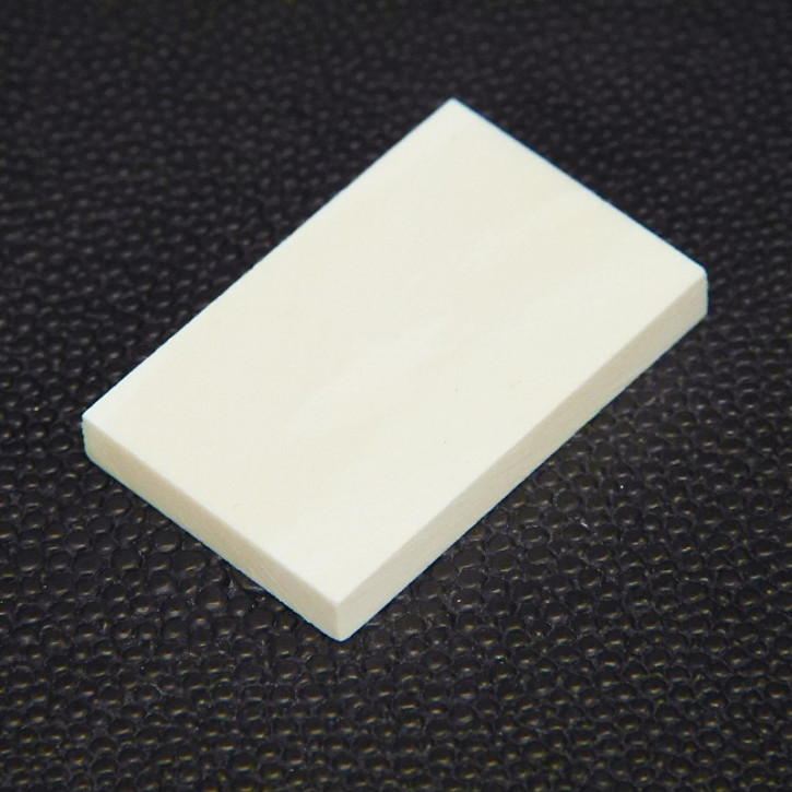 Mammut-Platte ca. 33,5 x 21,5 x 4,5mm