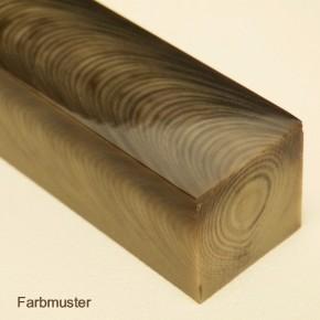 Pen Blank beige/braun gewolkt ca. 127x23x23mm
