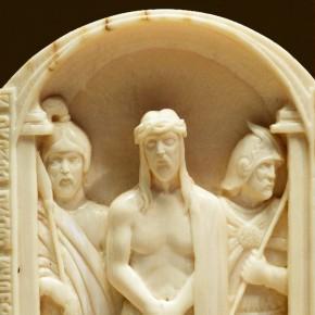 Jesus vor der Kreuzigung