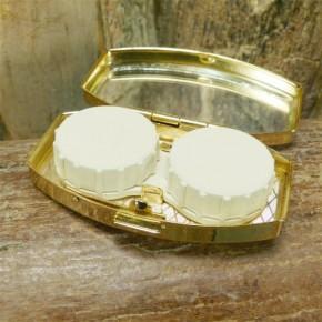 Kontaktlinsenbehälter mit Mammut-Einlage