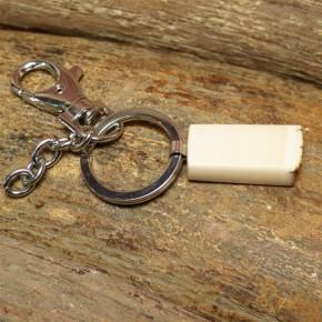 massiver Schlüsselanhänger aus Mammut