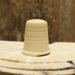 Fingerhut aus Tagua-Nuss