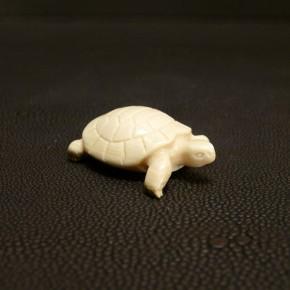 Schildkröte aus Mammut-Elfenbein