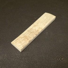 Platte mit feiner Rindenstruktur ca. 103x25,5x7,5mm