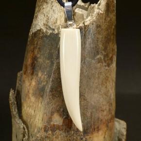 Mammut-Zahnanhänger schlank