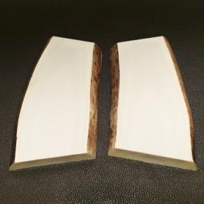 1 Paar Platten für Griffschalen