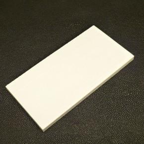 Kasein-Platte ca. 120 x 60 x 6mm