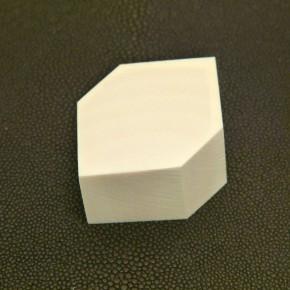 Trapez-Zuschnitt ca. 37 x 53 x 20-23mm