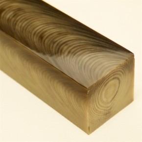 Pen Blank beige/braun gewolkt ca. 139x28x28mm