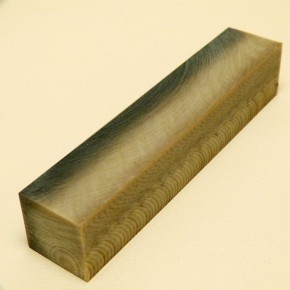Pen Blank beige/braun gewolkt ca. 125x25x25mm