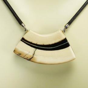 Mammut-Collier toll gemasert