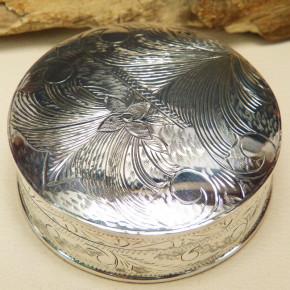 Silberdose groß 925/-