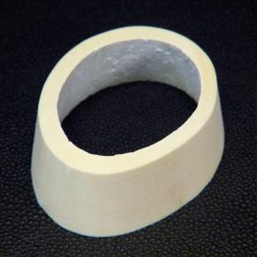 Mammut-Ringabschnitt ca. 21mm breit