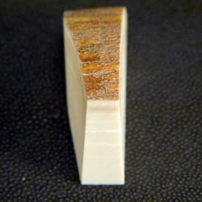 Mammut-Keilscheibe bis ca. 17mm dick