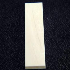 Mammut-Platte mit Riss ca. 71 x 17,5 x 5,5mm